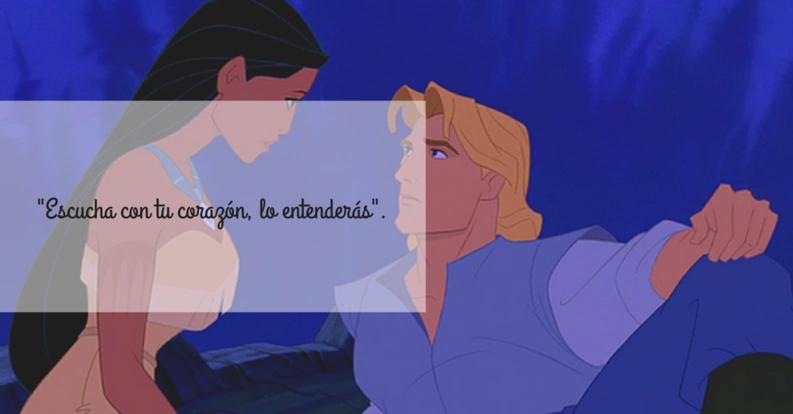 Las 11 frases de amor de Disney que vale la pena volver a recordar - VIX