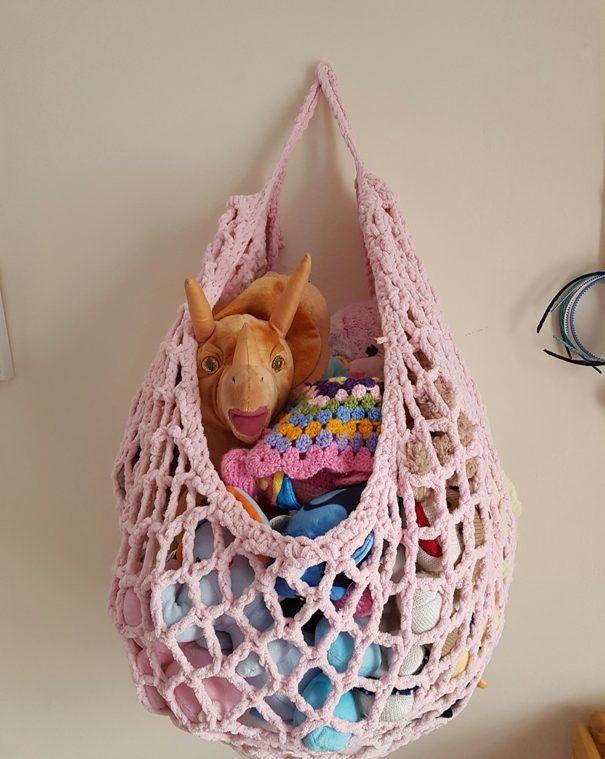 25 DIY Crochet Hammock Free Patterns | Crochet hammock, Toy