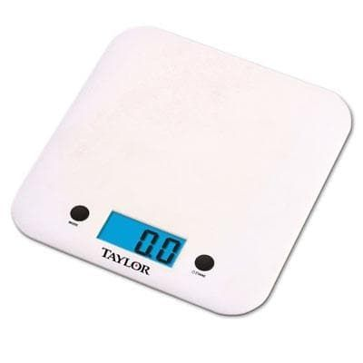 Taylor Ultra Thin Digit Kitchen Scale, Blue | Products ...