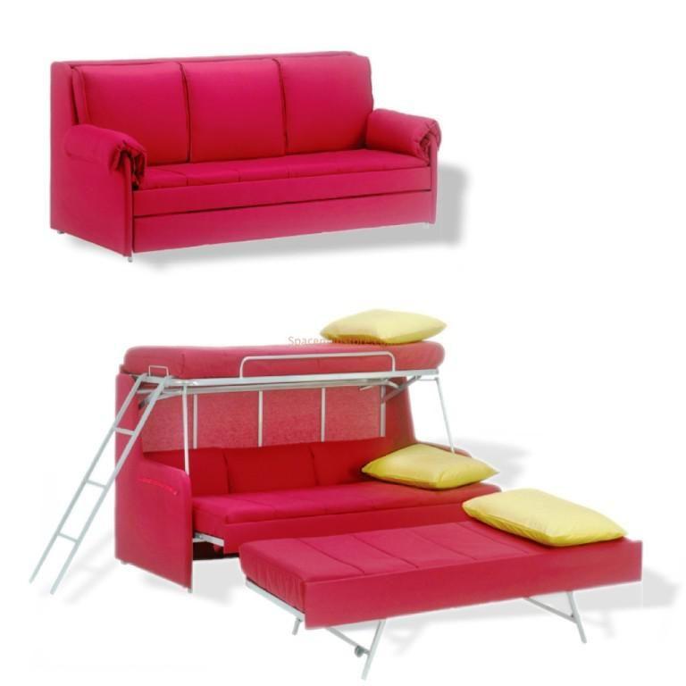 Etagenbett IKEA Sofa