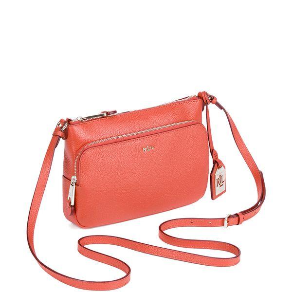 851d1d4f82 Lauren Ralph Lauren Women s Harrington Cross Body Bag - Sunkist  Image 11