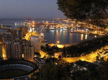 Málaga, Andalucía España