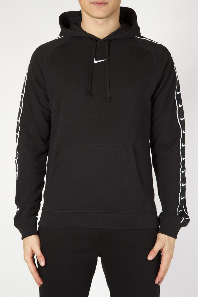 stridio violenza Deliberato  Nike Sportswear Felpa Con Cappuccio Con Bande Logo Swoosh nel 2020   Felpa, Felpa  con cappuccio, Felpe nike