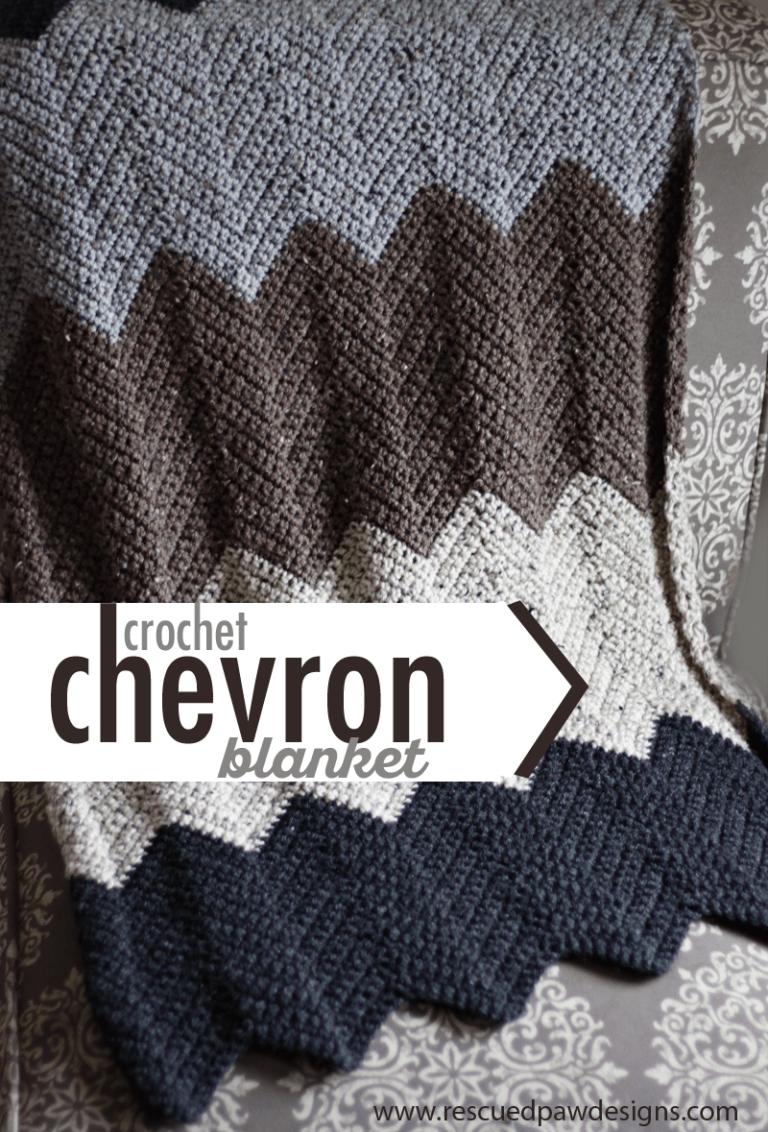 Neutral Chevron Crochet Blanket Pattern   Pinterest   Chevron ...
