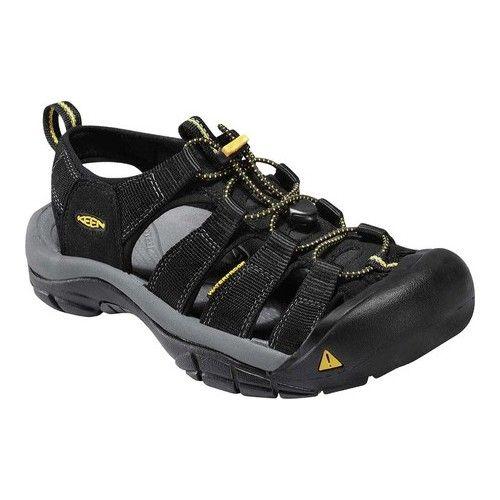 detailed look 8492f c8036 Men's Keen Newport H2 Sandal - Black Sandals in 2019 ...