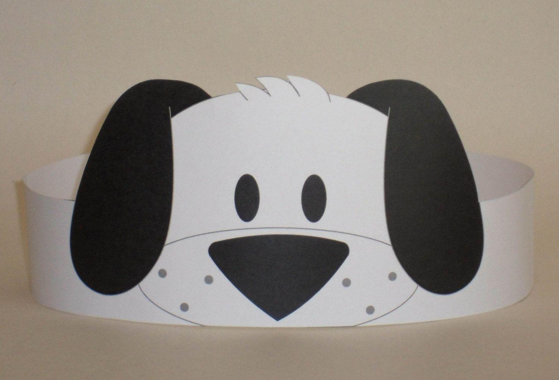 Puppy Black Amp White Crown