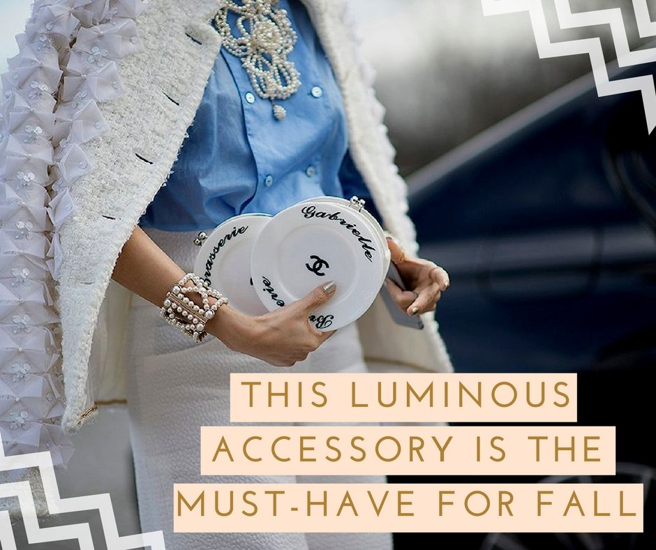 This Luminous Accessory Is the Must-Have for Fall www.teelieturner.com Pearls have long been coveted by some of the style world's most beloved leading ladies, including Elizabeth Taylor, Audrey Hepburn, and Jackie O. So we're thrilled that these luminous beauties have come back in a big way #newsletter