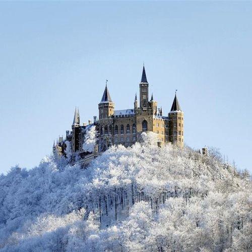 Travelballoons Hohenzollern Castle Castle Germany Castles