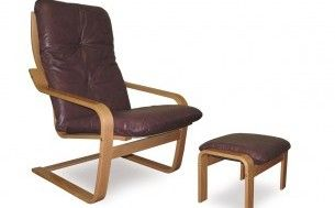 Lizzy omega lounge chairs contract version very similar to ikea 39 s poang chair lounge - Chairs similar to poang ...
