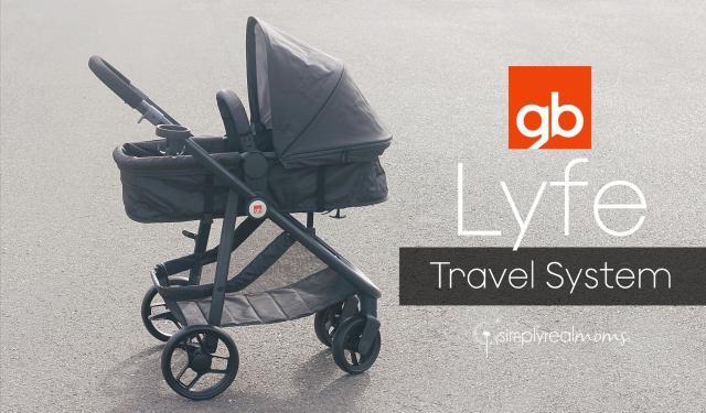 GB Lyfe Travel System Such a cool Stroller! Travel