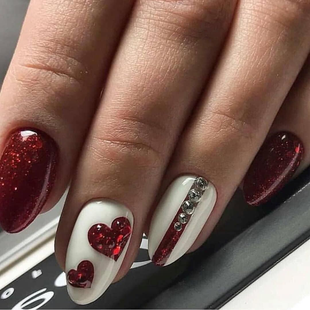 60 Abstract Nail Art Designs You Re Going To Love