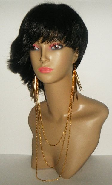 spike beaded earlace by WJTaylorFashion on Etsy, $10.00