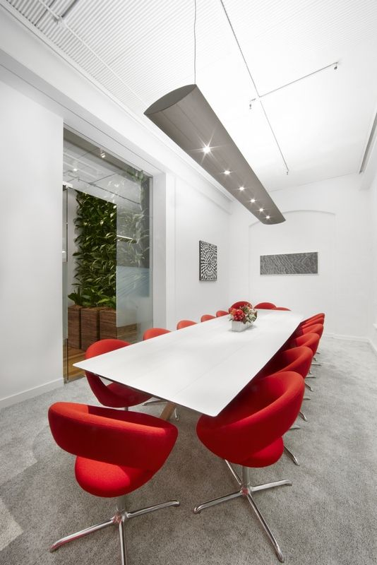 office tour red rock consulting s renovated warehouse offices la rh pinterest com