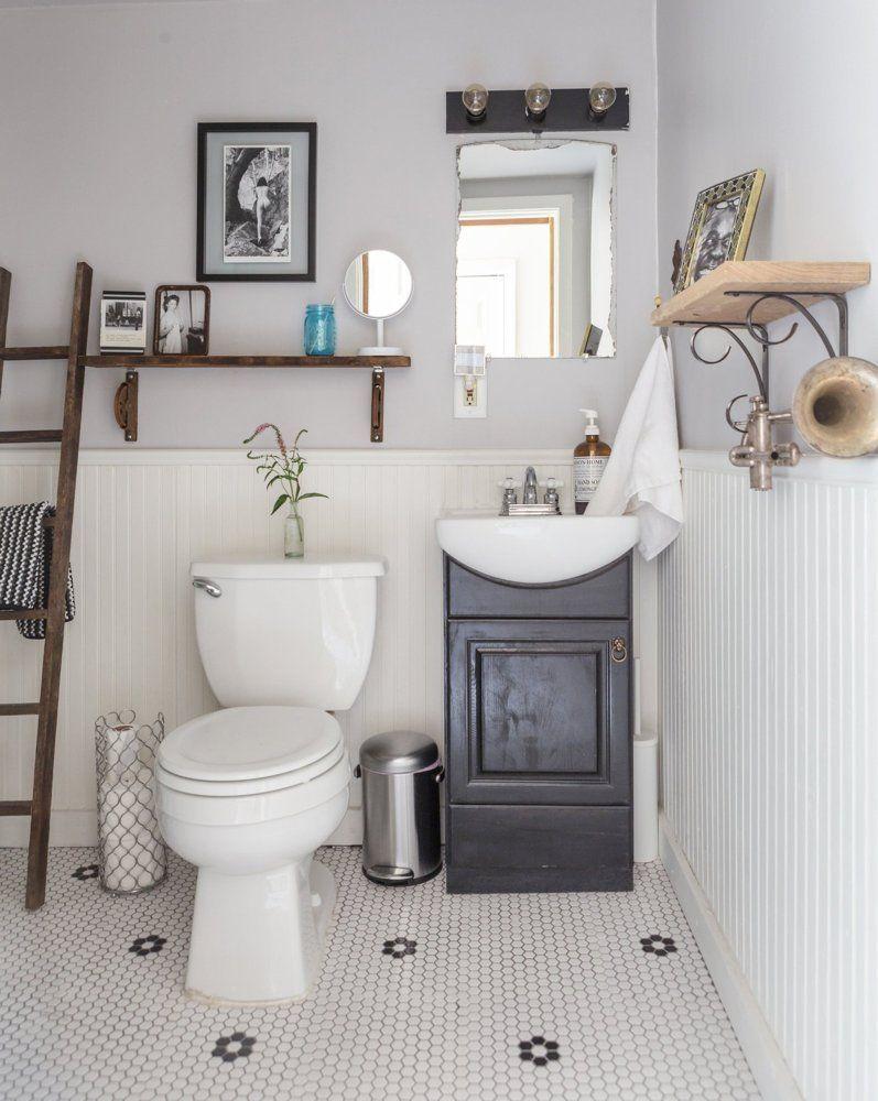 Apartment Therapy Bathrooms Tour A Cozy Charming New Orleans Shotgun Toilets House Tours