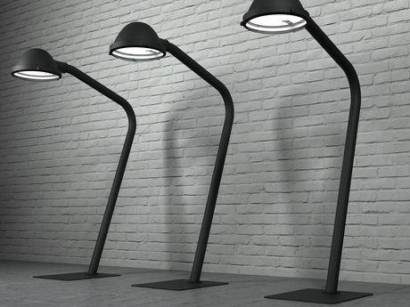 Outsider Floor Lamp 3d Model By Design Connected Floor Lamp Lamp Floor Lights