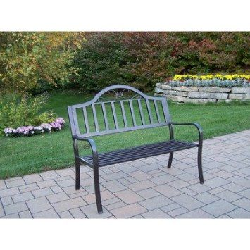 Amazon.com: Oakland Living Rochester Bench: Patio, Lawn & Garden