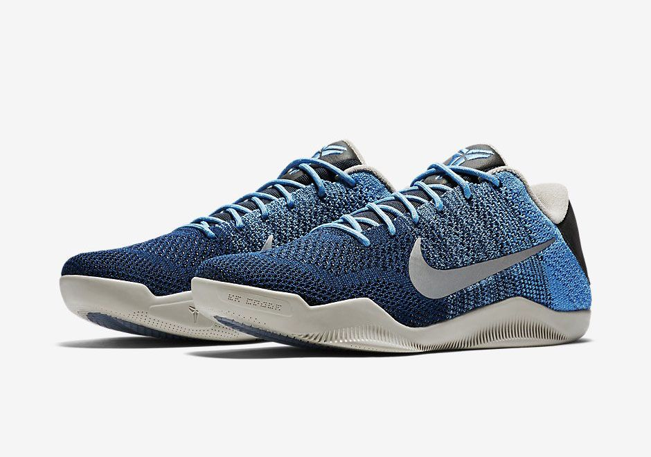 Official Images Of The Nike Kobe 11 Brave Blue