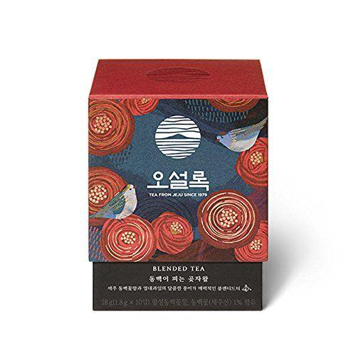 Oa Sulloc Camellia Flower In Full Bloom Jeju Forest Green Tea Tropical Fruit Sweet Flavor For More Information Visit Image Link It Is
