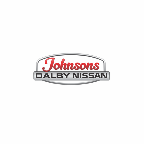 Johnsons Dalby Nissan Updates New Car Dealer Logo We Are A Family Owned And Operated Nissan New V Automotive Logo Minimalist Logo Design Business Logo Design