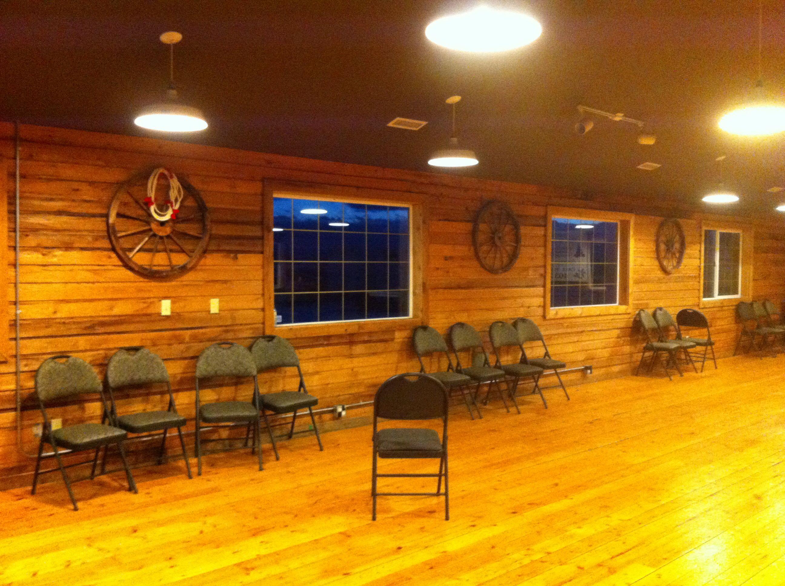 Reception hall 2