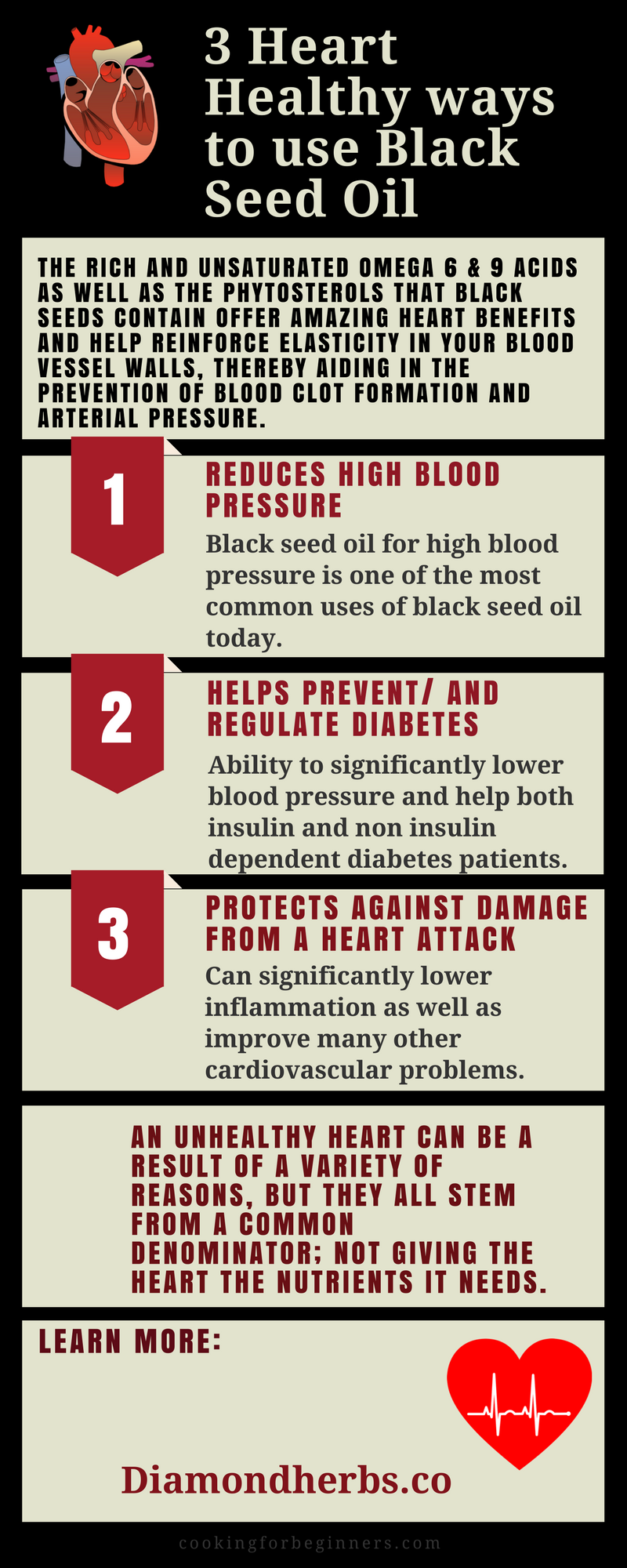 3 Amazing Heart Healthy Changes Using Black Seed Oil Black Seed Oil Benefits Black Seed Oil Black Coffee Benefits