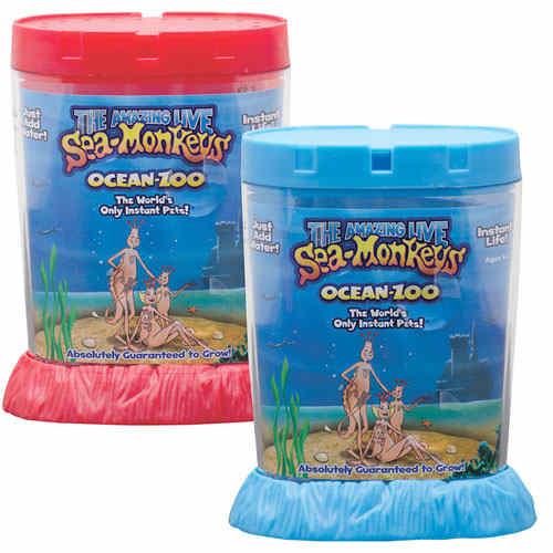 Sea Monkeys Aquarium Kit Sea Monkeys Aquarium Kit Sea And Ocean