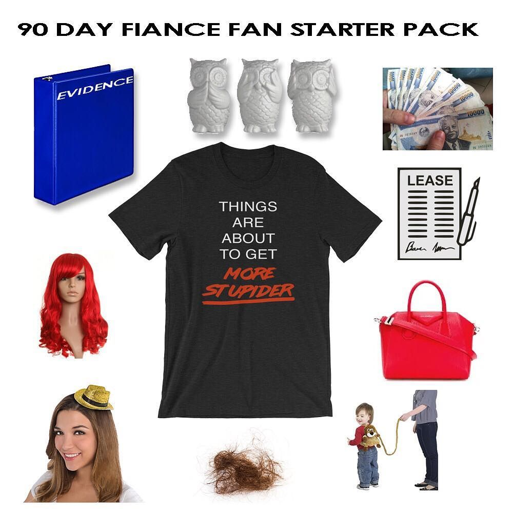 Pin On 90 Day Fiance Fans We Are