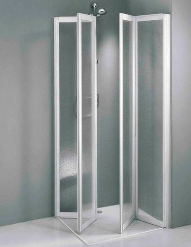 Folding Shower Screen For Corner Shower By Eddie Home