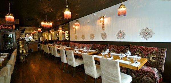wwwgoogle blankhtml Middle Eastern Restaurant - innovatives decken design restaurant