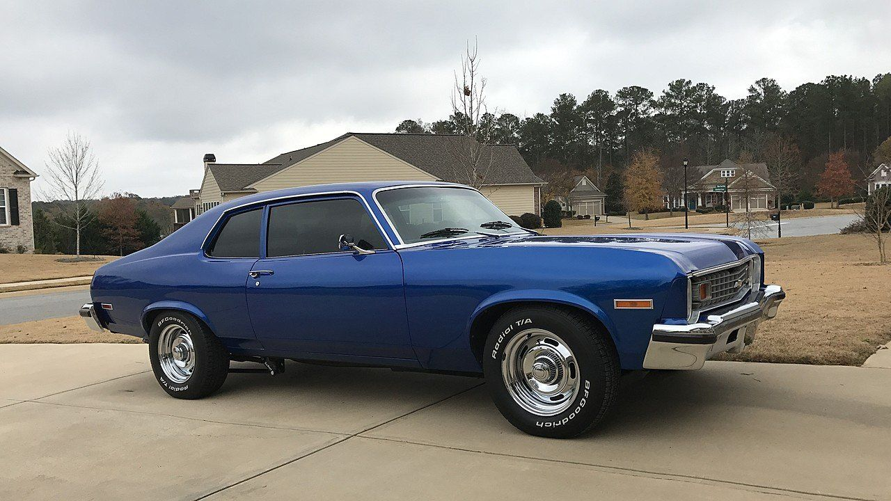 1974 Chevrolet Nova Coupe For Sale 100942689 Chevrolet Nova