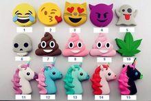 Emoji 2600mah Mobile Charger Emotion Power Bank External Battery Unicorn Funny Cry Tear Kiss Poop Portable Power Bank 2600mah#powerbank #powerbankformobile #powerbankformobiles #powerbanks