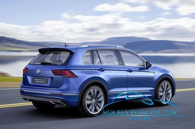 đanh Gia Xe Volkswagen Tiguan 2017 Mẫu Suv 7 Chỗ Của Volkswagen Volkswagen Xe O To O To
