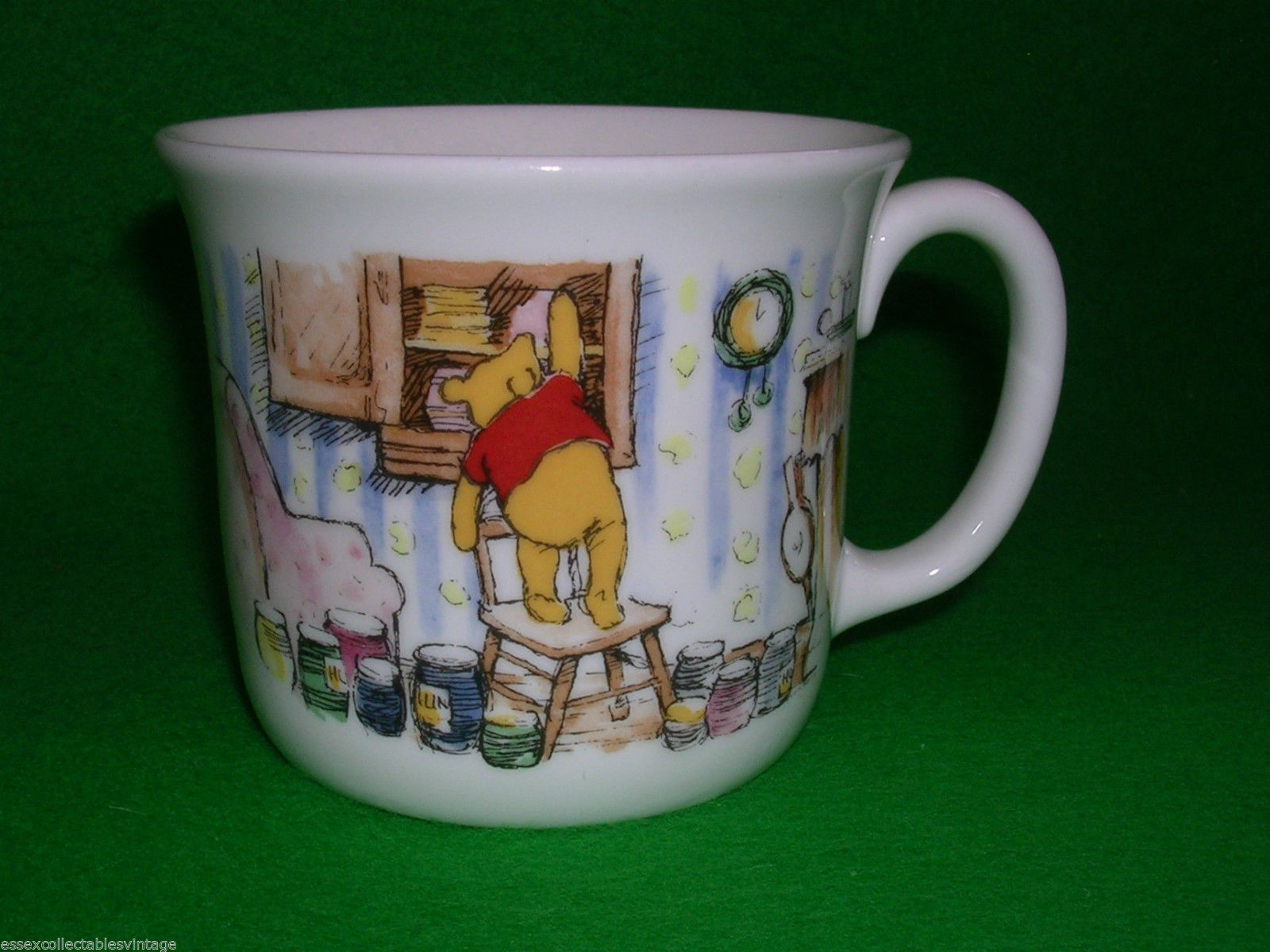 Royal Doulton Winnie the Pooh Mug Disney Fine English Bone China Cup