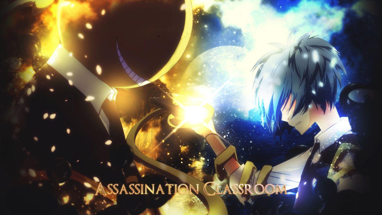 Anime Assassination Classroom Nagisa Shiota Korosensei