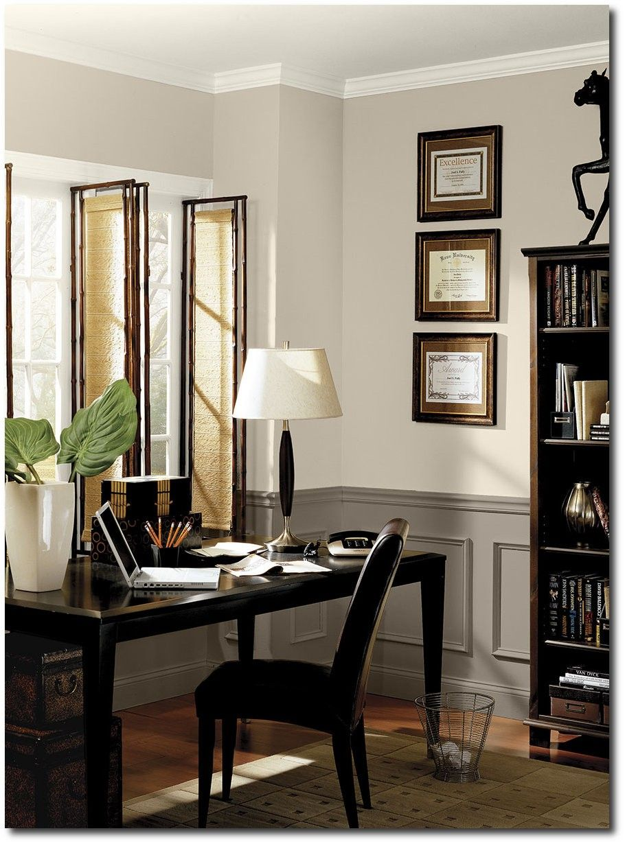pin by christine bemis on house ideas home office colors on color ideas for home office id=36227