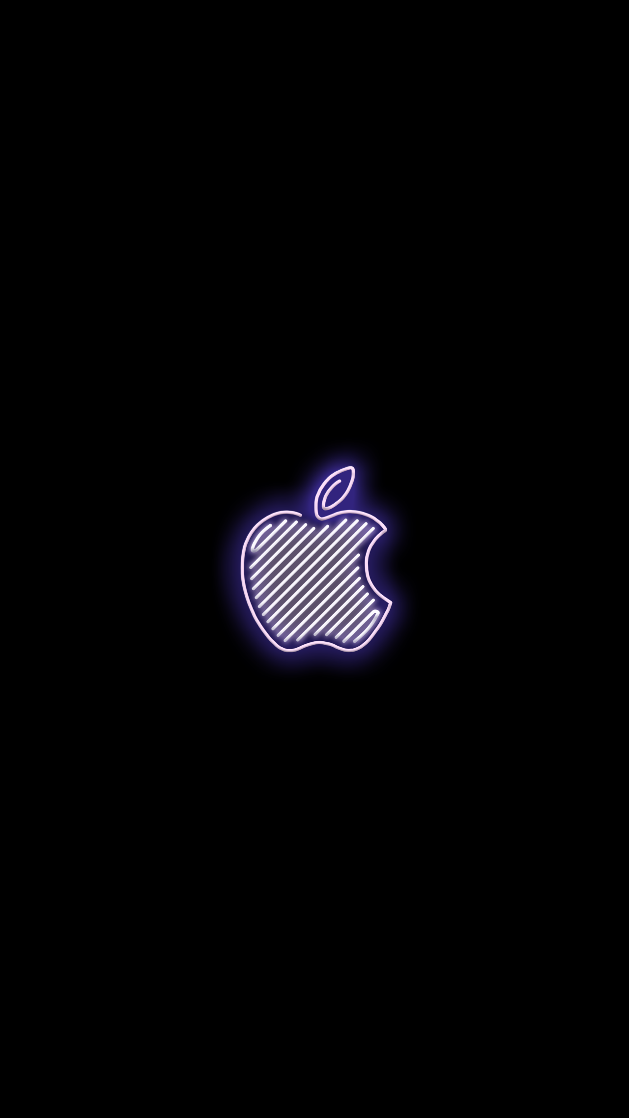 Apple S Neon Tokyo Wallpapers Apple Wallpaper Iphone Apple Logo