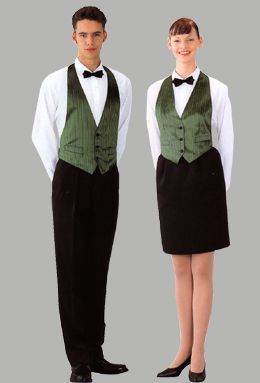 Waiters And Waitresses Uniforms