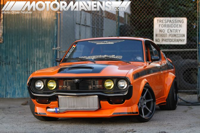 Image Gallery Mazda Rx1