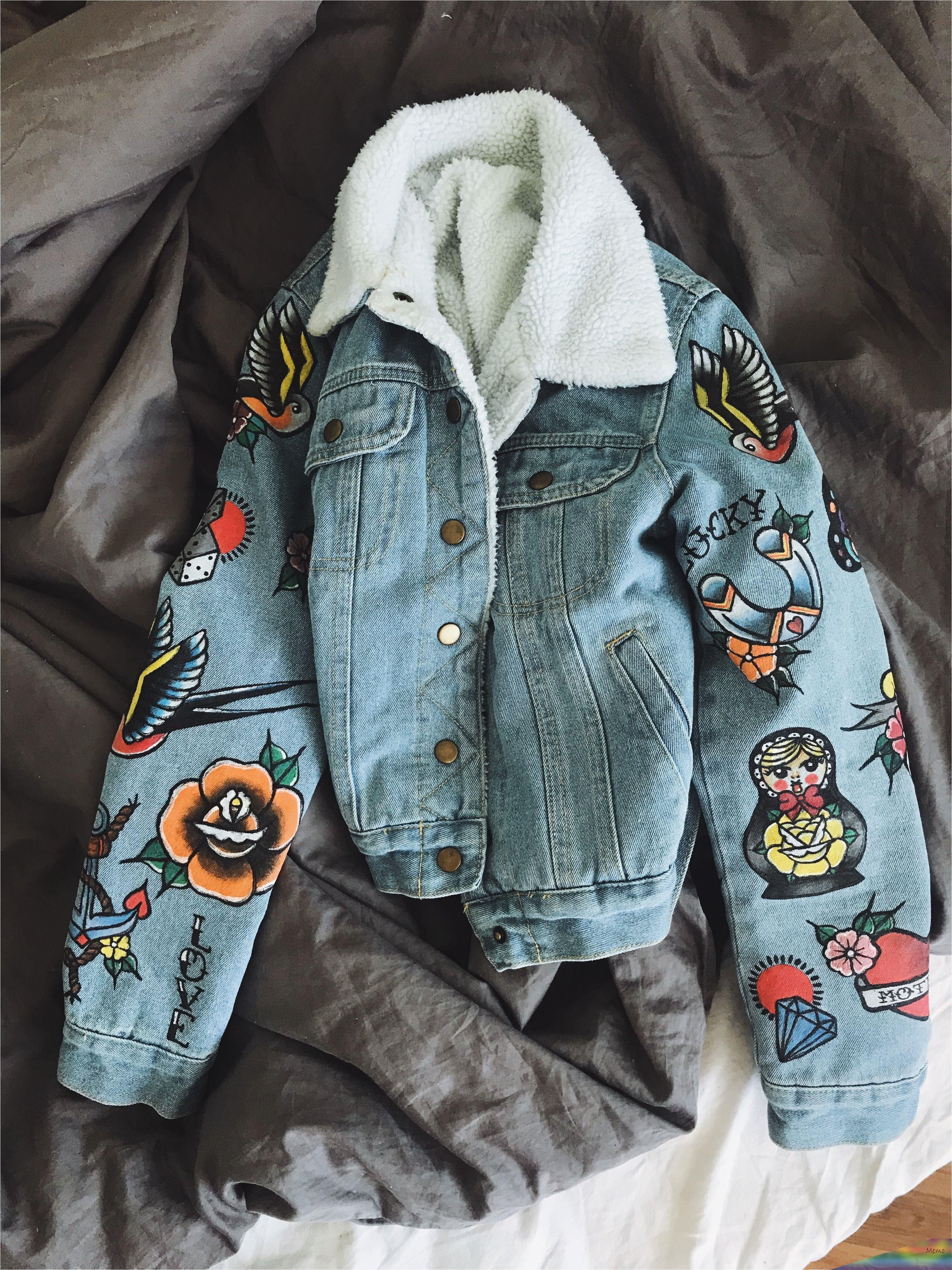 Apr 24 2020 This Pin Was Discovered By Alina Discover And Save Your Own Pins On Pinterest Denim Jacket Women Denim Jacket With Fur Diy Denim Jacket [ 4032 x 3024 Pixel ]
