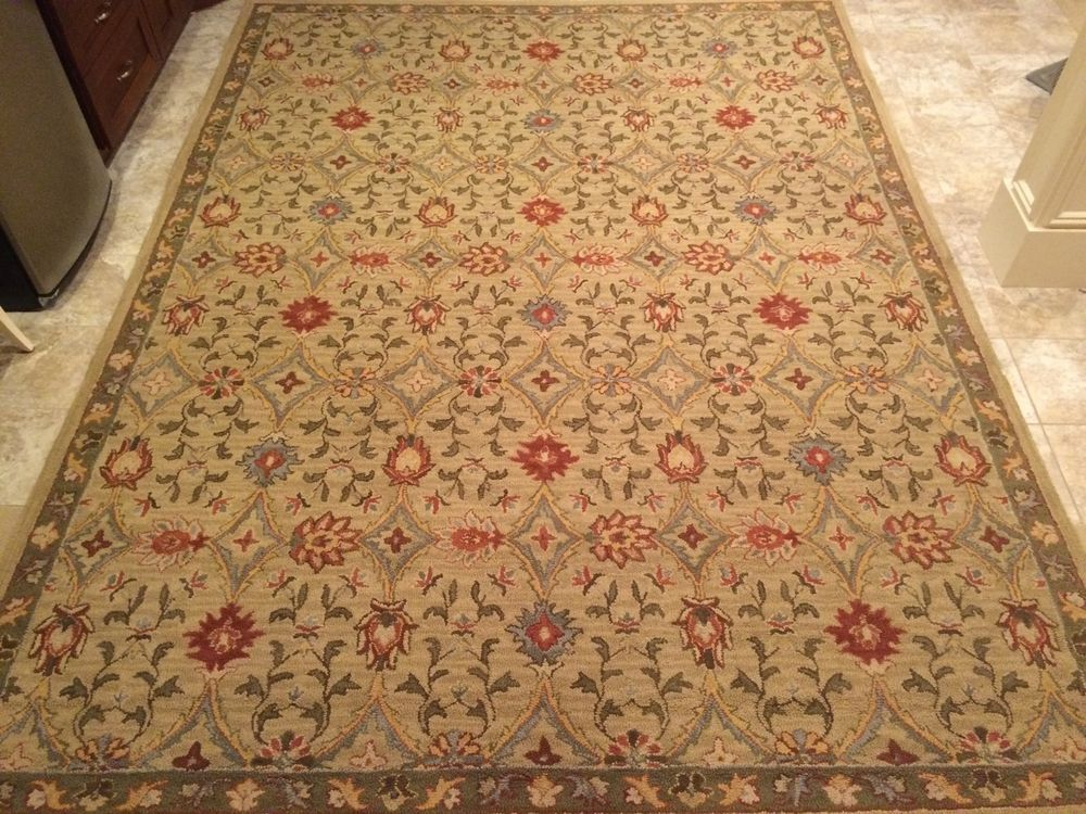 Us 199 00 Pre Owned In Home Garden Rugs Carpets Area Rugs Chicago Local Pick Up Only Rugs Area Rugs Wool Area Rugs