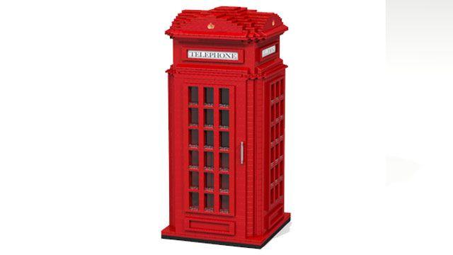 Red Telephone Box British Phone Booth Telephone Box British Phone Booth Red Telephone Box