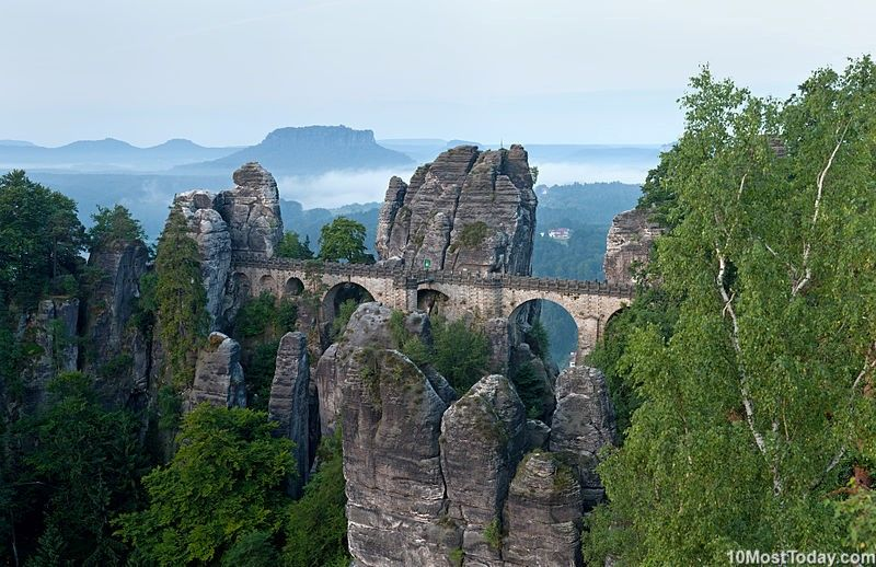 10 Most Beautiful Stone Bridges In The World 10 Most