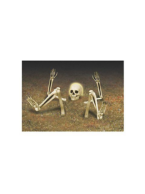 Light-up Lawn Skeleton Great for your yard grave yard Crafts