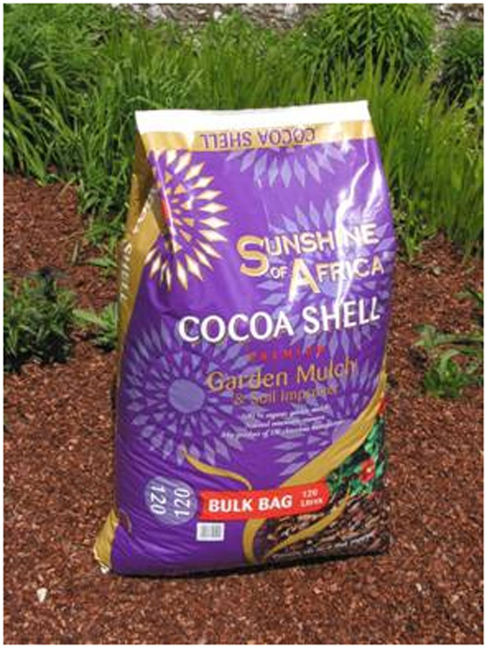 Cocoa Shell Mulch A By Product Of The Chocolate Industry Is Perfect For Suppressing Weeds Retaining Moisture And Protecting Ground From Frost
