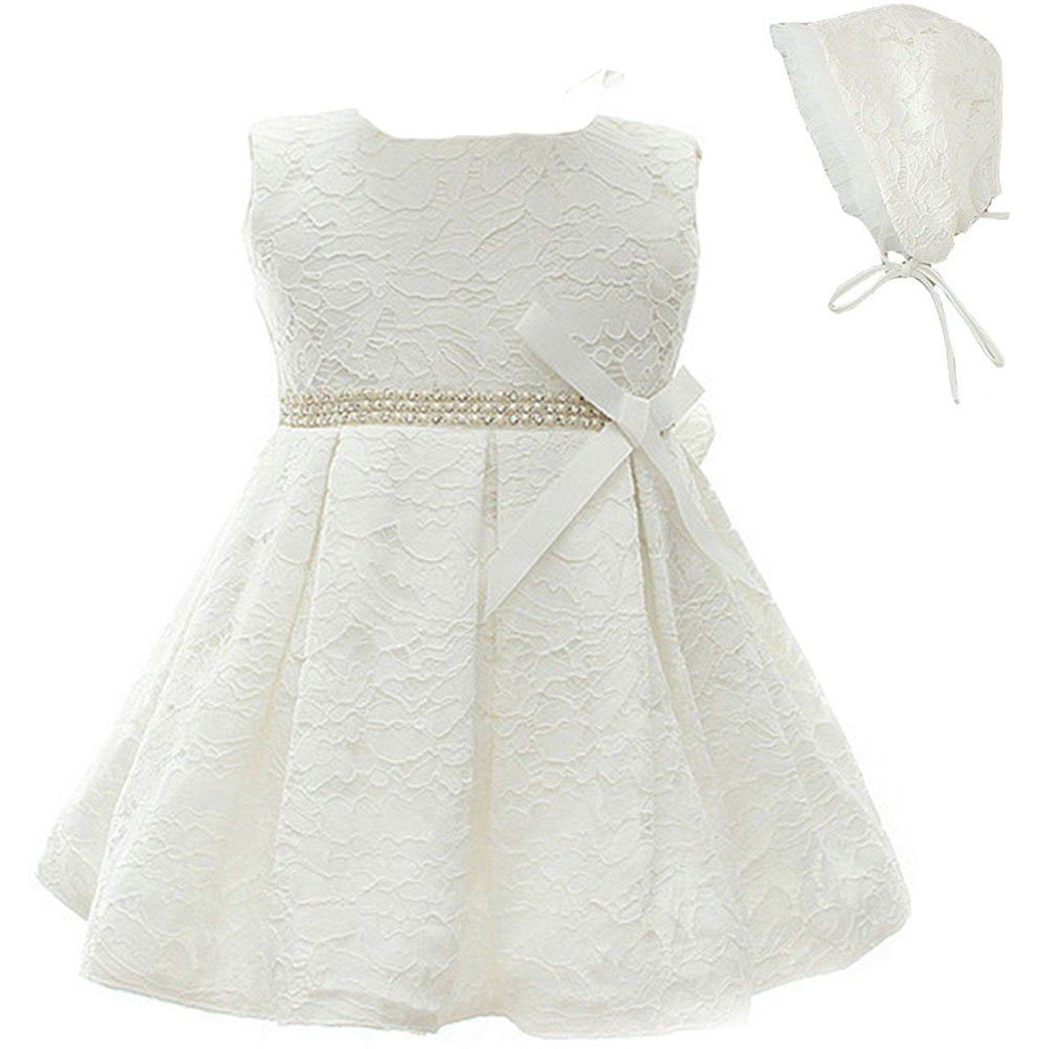 Amazon Baby Girl Dress Christening Baptism Gowns Christmas