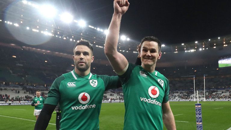 Rugby Northern Ireland Has Won The Six Nations Rugby Six Nations Ireland Rugby