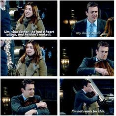 Times that 'How I Met Your Mother' Made Me Cry Like a ...