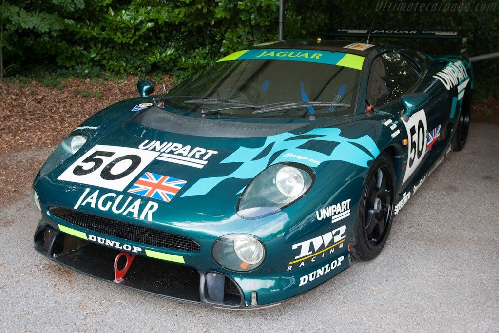 1993 - 1994 Jaguar XJ220C - Images, Specifications and Information ...