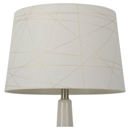 Lamp Shades At Target Gold Foil Criss Cross Lamp Shade  Target  For The House
