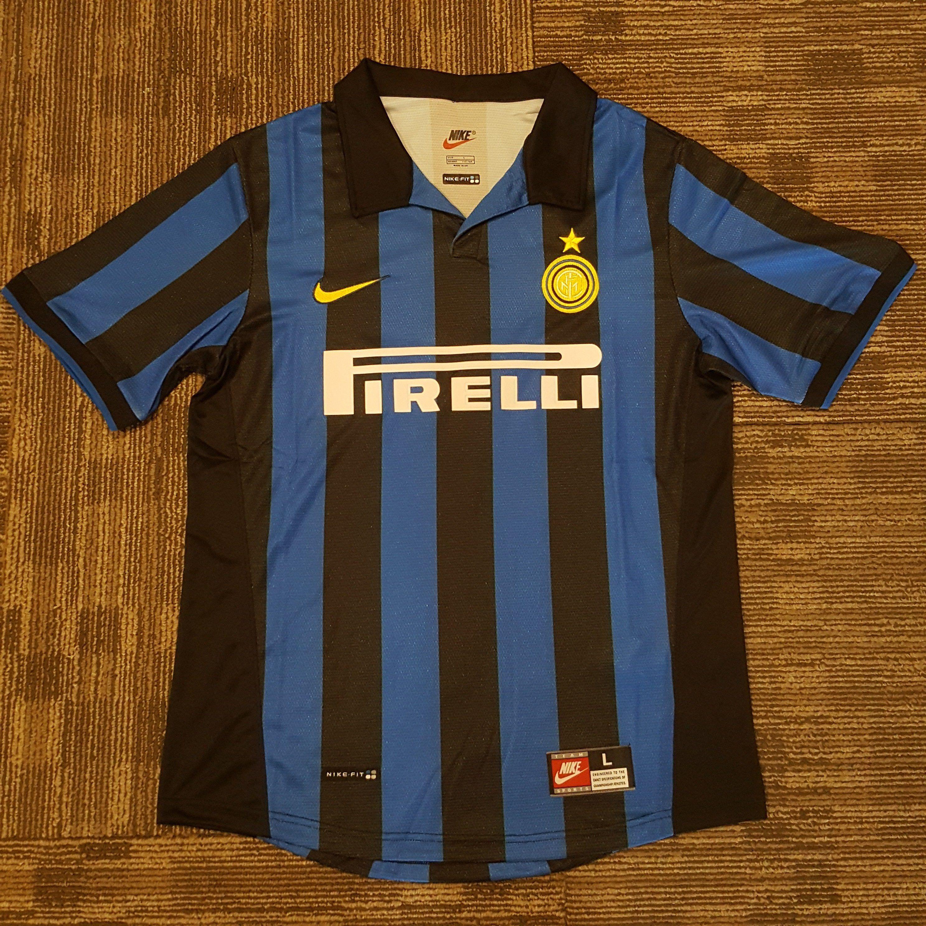 1998 99 Inter Milan Home Shirt Di 2020